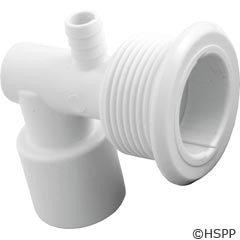 "Balboa Water Group/Pentair Jet Body,Cyclone Euro,3/8""A Barb X 3/4""Water Socket - 947700"