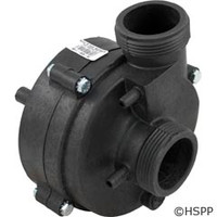 "Balboa Water Group/Vico Ultima 1.0Hp 1.5""X1.5"" Ctr Suc/Side Disch (Black) - 1215116"