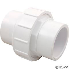 "C & S Plastics Union Assembly,2""Spg/1.5""S X 2""Spg/1.5""S -"