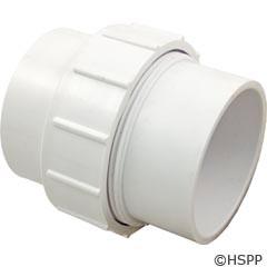 "C & S Plastics 2""S X 2""S Union Assy -"