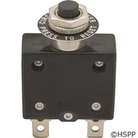 Generic Circuit Breaker, Panel Mount, 15A, 120V -