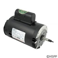 A.O. Smith Electrical Products Motor C-Face Thd 1.0Hp Sgl Spd 115/230V Ee - B654