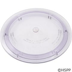 Carvin/Jacuzzi Strainer Cover, Clear (M,R,P) - 39-2579-02R