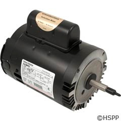 A.O. Smith Electrical Products Motor C-Face Thd 1/2Hp Sgl Spd 115/230V - B126