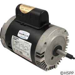 A.O. Smith Electrical Products Motor C-Face Thd 3/4Hp Sgl Spd 115/230V - B127