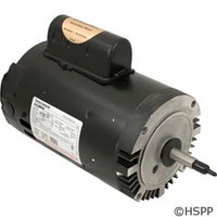 A.O. Smith Electrical Products Motor C-Face Thd 1.5Hp Sgl Spd 115/230V - B129