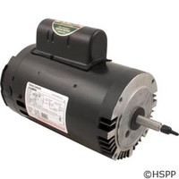 A.O. Smith Electrical Products Motor C-Face Thd 1.5Hp Sgl Spd 115/230V Ee - B796
