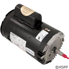 A.O. Smith Electrical Products Mag Motor C-Face Thd 2.0Hp 2-Spd 220V - B979