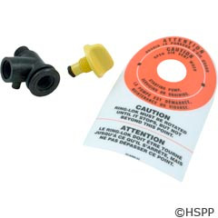 Carvin/Jacuzzi Tee Air Valve Assy - 42297200K