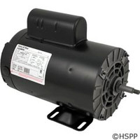 A.O. Smith Electrical Products Aos Motor, 56Fr, 4.0Hp Spl, 2Spd 230V Thru Blt - B2235
