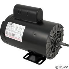 A.O. Smith Electrical Products Aos Motor, 56Fr, 4.0Hp Spl, 2Spd 230V Thru Blt - B2235
