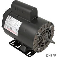 A.O. Smith Electrical Products Aos Motor, 56Fr, 4.0Hp Spl, 1Spd 230V Thru Blt - B237