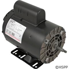 A.O. Smith Electrical Products Aos Motor, 56Fr, 4.0Hp Spl, 1Spd 230V Thru Blt - B237