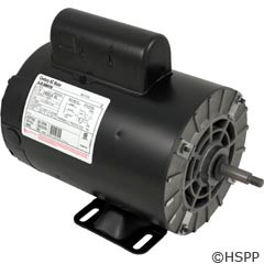A.O. Smith Electrical Products Aos Motor, 56Fr, 3.0Hp Spl, 2Spd 230V Thru Blt - B2234