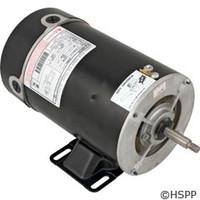 A.O. Smith Electrical Products Aos Motor 48Fr 3/4Hp Sgl Spd 115V - BN-24VI