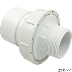 Carvin/Jacuzzi Union Assy 1.5Mpt X 1.5S/2Spg - 31-1500-06
