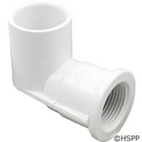 "Waterway Plastics Ell Body, No Air X 3/4""S Water - 212-0540"