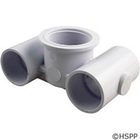 """Custom Molded Products Hydrojet Body Only, 1.5"""" X 1.5"""" (Generic) - 23300-000-000"""