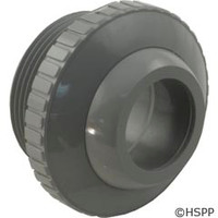 "Custom Molded Products Outlet Fitting, 1-1/2""Mpt X 1"" Eye, Gray - 25552-401-000"