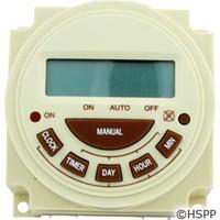 Intermatic Timer, Electric, 7 Day, Spst 20A 240V - PB374E