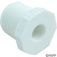 "Dura Plastic Products Reducer Pvc 1/2"" X 1/8"" Mpt X Fpt - 439-071"