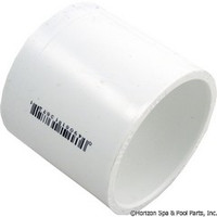 "Dura Plastic Products Short Coupling Pvc 2"" Sxs - S429-020"