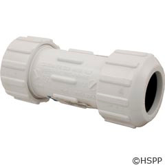 "Flo Control 1"" Compression Coupling - 11010"
