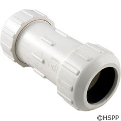 "Flo Control 1.5"" Compression Coupling - 11015"