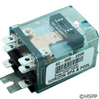 Midtex Dustcover Relay Dpst 24Vac -