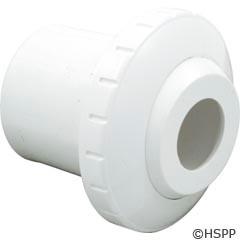 Waterway Plastics 3/4` Eyeball-1-1/2 Spig-White-Bagged Individually - 400-1420DB