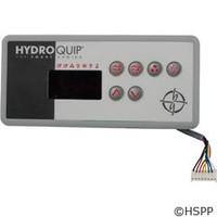 Hydro-Quip Eco-3 Full-Size Spaside Control W/10` Cord - 34-0197