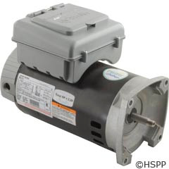 A.O. Smith Electrical Products Motor, Aos 2Green W/Timer, 1.5 Hp, 230V, 2-Spd, 1.47 Sf - B2983T