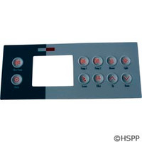 Gecko Alliance Label,Tsc-4(10-Key)Filt Pmp,Clock,P1,P2,Bl,Lt,Eco,Filt,Up/Dn - 9916-100761