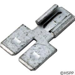 "Generic Disconnect Adapter .250""Fem X (2).250""Male (Pkg 25) -"