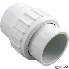 "Waterway Plastics Union Assy, 2""Spg/1-1/2""S X 1-1/2""S - 400-5530"