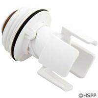 """Waterway Plastics Nozzle 1/4"""", Adjustable Mini Jet - 212-0870"""