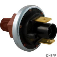 "Gecko Alliance Htr Parts,Press Sw,Spno, 1/8""Mpt,0.4Va-1.5 Psi To 5Psi-Plas - 510AD0167"