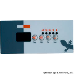Gecko Alliance Label,Tsc-18-Ge1(P1, Light) - 9916-100239