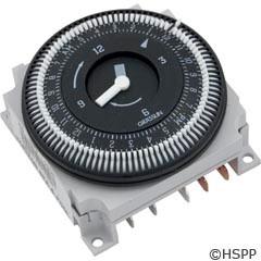 Grasslin Controls Corp. Grasslin 24Hr Timer, 120V - FM/1 STUZ 120V