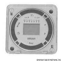 Grasslin Controls Corp. Digital Time Control 120V Panel Mount - FM1D20E-120