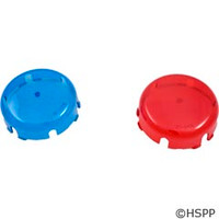 Hayward Pool Products Blue & Red Lens Cover Kit - SPX0590K