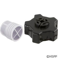 Hayward Pool Products Drain Cap, Gasket, & Screen, 2006 & Later - SX180LA