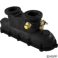 Hayward Pool Products Front Header Assembly, Before 10/28/00 - HAXFHA1930