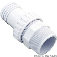 "Hayward Pool Products Econo-Union 1-1/2""Mpt X 1-1/2""Hose Barb - SP1493"