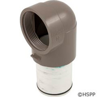 Hayward Pool Products Outlet Elbow Assy W/O-Ring - DEX2420EA