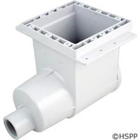 "Hayward Pool Products Skimmer,Dyna-Skim W/Skim-Vac 1 1/2"" - SP1094WF"