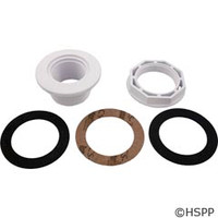 "Hayward Pool Products Wall Fitting W/Locknut & Gaskets, 1-1/2"" Fip - SP1023"