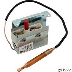 Coates Heater Co. Hi Limit For Coates 61L, 6Ilc, 1.5Il, E-6 Models (Coates) - 22003820
