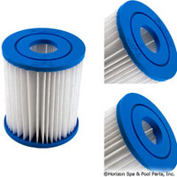 "Horizon Series by Filbur Cartridge,2Sqft,1-1/8""Ot,1-1/8""Ob,3-1/8"",3-11/16""3Oz Pair - FC-3751"