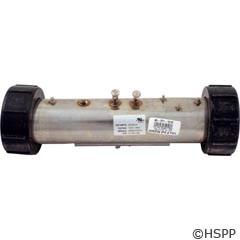 "Therm Products Flo Thru Heater 1.5Kw 120V 2""X10"" (H-Q Cs101A/Cs700) - C1150-1200"